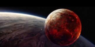 """El planeta Mustafar, escenario del duelo entre Obi-Wan Kenobi y Anakin Skywalker en """"Star Wars"""", es al igual que Kepler-10b y Kepler-78b, planetas rocosos con un rango de tamaño similar al de la Tierra cuyas superficies están cubiertas de lava."""