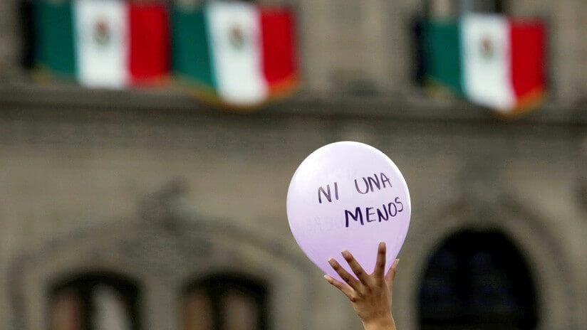 El 56% del territorio mexicano se encuentra en Alerta por Violencia de Género, en nuestra Entidad existen dos AVG, una por feminicidio (2016) y otra por Agravio comparado (2017).