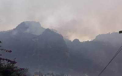 Confirman autoridades de Morelos, dos incendios activos