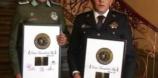 La Cámara Nacional de la Mujer A.C. (CANADEM) entregó el Premio Nacional de la Mujer 2019, a Genoveva Figueroa García y Luisa Pelayo García, pertenecientes a la Policía Estatal y Fuerza Civil, por su labor en el ámbito de la seguridad.