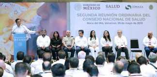 Este miércoles se llevó a cabo la inauguración de la Segunda Reunión Ordinaria del Consejo Nacional de Salud, donde se impulsa la transformación del sistema, para garantizar la atención universal.