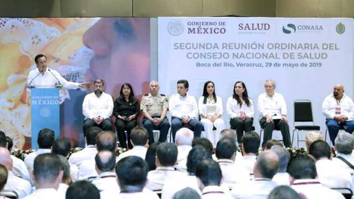Veracruz se suma a esfuerzos para garantizar salud universal