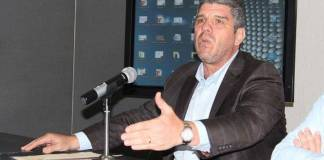 El gobernador Cuitláhuac García Jiménez designó como encargado de despacho de la Secretaría de Desarrollo Económico y Portuario (SEDECOP) a Enrique de Jesús Nachón García.