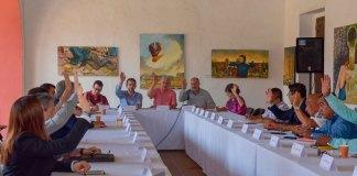 El coordinador general, Alfonso López Pineda presentó la propuesta de Proyecto de Movilidad y Transporte para la Ciudad de Xalapa, que se analizará y enriquecerá por los integrantes del organismo.