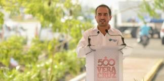 En el marco de la celebración del Día Mundial del Medio Ambiente, el alcalde de Veracruz, Fernando Yunes Márquez inició al Programa Integral de Reforestación Inteligente Veracruz, con la finalidad de disminuir la temperatura en la ciudad y fomentar la conciencia del cuidado y conservación del medio ambiente.