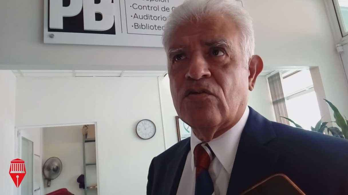 El abogado Jorge Reyes Peralta presentó un recurso de impugnación ante la Comisión Estatal de Derechos Humanos (CEDH) debido a que la Fiscalía General del Estado (FGE), a cargo de Jorge Winckler Ortiz, rechazó la recomendación emitida en su contra por actos de tortura en contra del ex director de Servicios Periciales, Gilberto N.