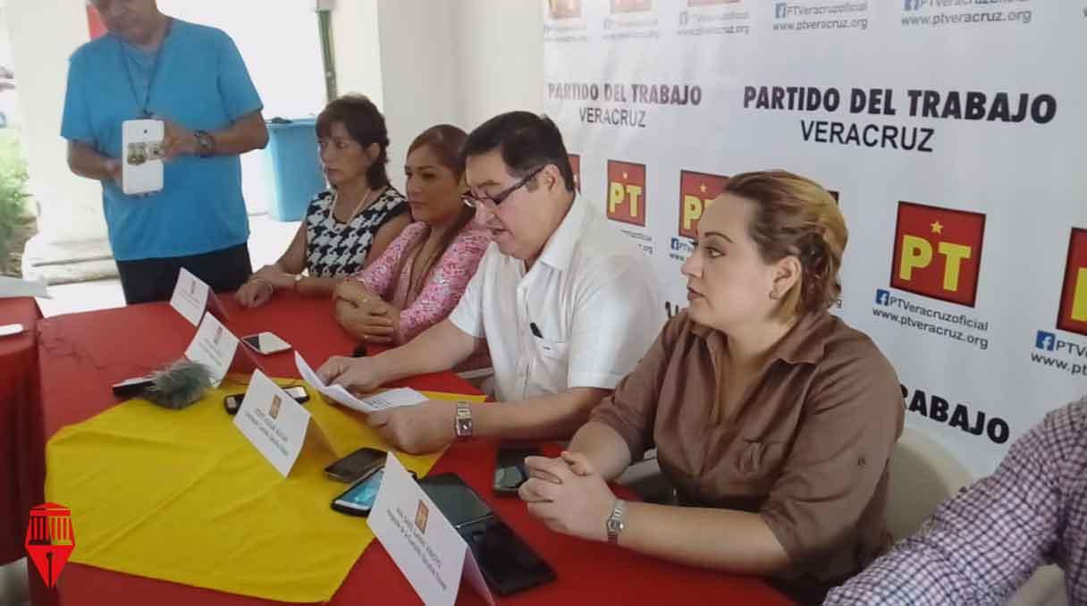 El titular del Órgano de Fiscalización Superior (Orfis), Lorenzo Antonio Portilla Vásquez, no debe ser reelegido, señaló el coordinador de la Comisión Ejecutiva del Partido del Trabajo (PT), Vicente Aguilar Aguilar.