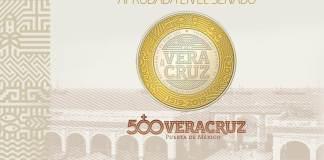 Con 96 votos a favor y 0 en contra se aprueba en el Senado de la República la moneda conmemorativa de los 500 años de la fundación del primer Ayuntamiento de México.