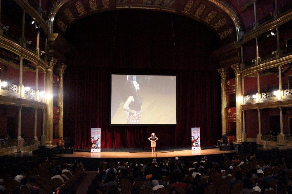 Para celebrar los 30 años de Festival Internacional Cuéntalee México, se reunieron narradores orales con anécdotas y relatos de la literatura y de la tradición verbal como un homenaje a la palabra, la lectura y el imaginario de todos los tiempos.
