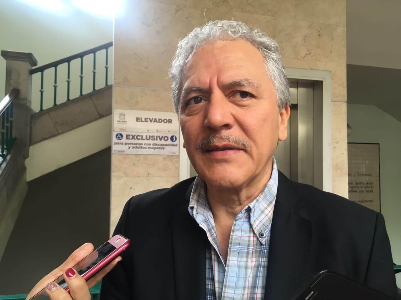 El presidente municipal de Xalapa, Hipólito Rodríguez Herrero dijo que los integrantes del Movimiento Nacional de los 400 Pueblos, provocan repudio a la sociedad por sus formas de manifestarse.