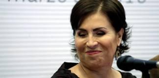 Un juez federal impidió detener a la ex secretaria de Desarrollo Social (Sedesol), durante el mandato de Enrique Peña Nieto, Rosario Robles, por la Estafa Maestra.