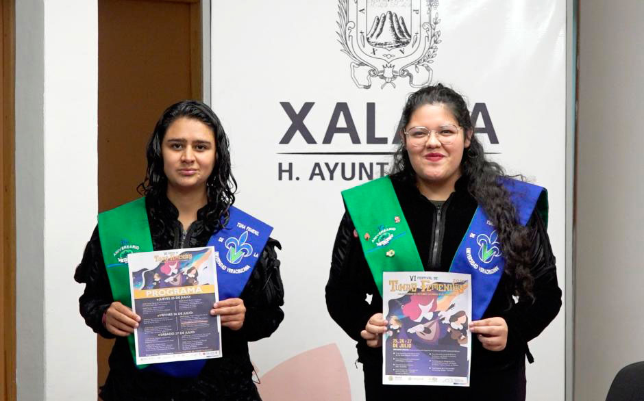 Del 25 al 27 de julio se desarrollará en diversos espacios públicos del municipio el VI Festival de Tunas Femeniles