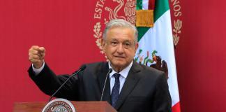 El presidente, Andrés Manuel López Obrador confió en que el Tratado de Libre Comercio que hay con el país vecino del norte y con Canadá sea aprobado en breve en la Unión Americana.