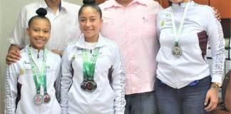 Saldo positivo el conseguido por Veracruz en el Campeonato Nacional de Gimnasia Rítmica 2019, el cual se realizó el pasado fin de semana en Querétaro y que se desarrolló en las Clases B y C y que asistieron apoyadas por el Instituto Veracruzano del Deporte.
