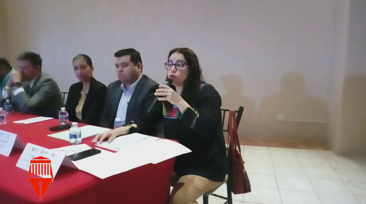 La directora general de Cultura de Paz y Derechos Humanos del Gobierno del Estado, Mayra Ledesma Arronte informó que se implementará un plan para atender la emergencia por el número de migrantes en el estado.