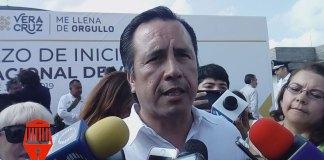 Por enésima ocasión, el gobernador Cuitláhuac García Jiménez enfrentó al fiscal general, Jorge Winckler Ortiz y le pidió dar a conocer sus resultados.