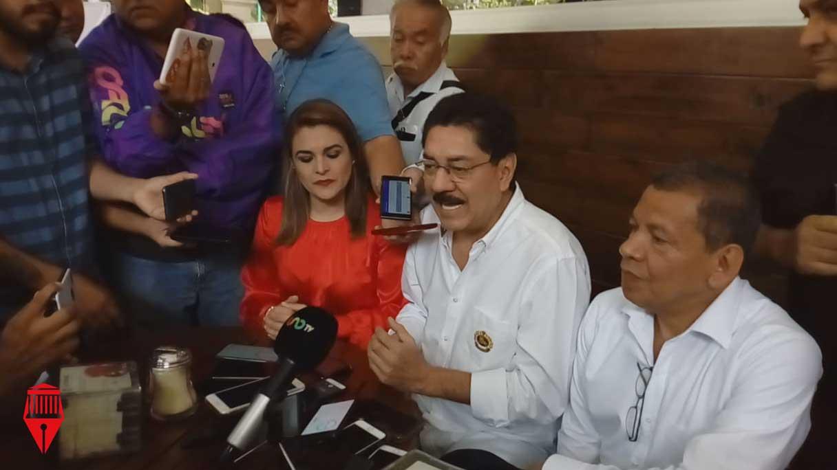 El aspirante al a dirigencia nacional del Partido Revolucionario Institucional (PRI), Ulises Ruiz Ortiz consideró que Veracruz