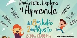 La Secretaría de Educación de Veracruz (SEV) ofrece a los pequeños en edad escolar diferentes actividades recreativas a partir de este lunes.