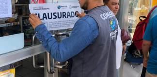 La tarde de este viernes, el H. Ayuntamiento de Veracruz realizó inspección a los establecimientos comerciales Oxxo, como medida preventiva de seguridad y en virtud a los incidentes delictivos que han tenido en los últimos meses.