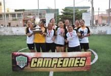 En un encuentro lleno de emociones y con grandes jugadas ofensivas, el club Tigres se proclamó campeón femenil de la temporada 2019 de la Liga Central Soccer 5.