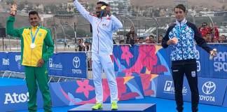 El veracruzano Crisanto Grajales sigue haciendo historia en el triatlón de nuestro país y este sábado ha conseguido el bicampeonato en Juegos Panamericanos al imponerse en la prueba individual de Lima 2019.