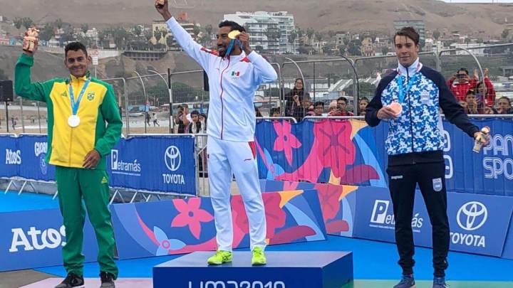 ¡Histórico! Crisanto Grajales es bicampeón panamericano