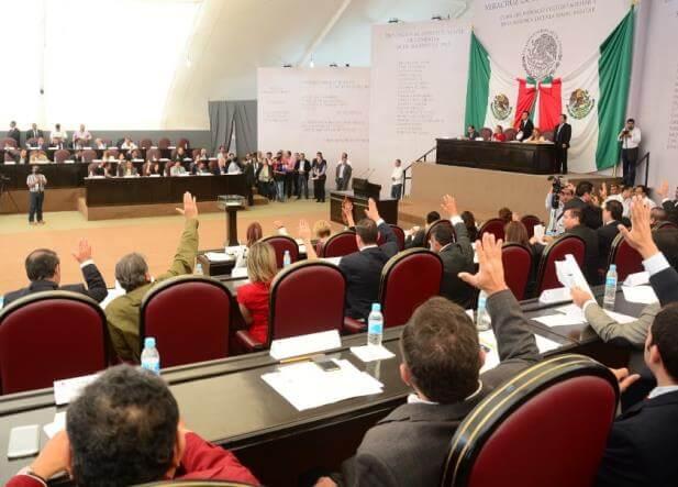 El Pleno de diputados aprobó la ampliación del plazo de la recepción de propuestas para el nombramiento de dos integrantes de la Comisión de Selección del Comité de Participación Ciudadana del Sistema Estatal Anticorrupción.