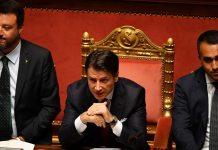 El primer ministro italiano, Giuseppe Conte presentó su dimisión ante el presidente de la República, Sergio Mattarella, tras la crisis de Gobierno abierta en el país entre el antisistema Movimiento 5 Estrellas (M5S) y la ultraderechista Liga.