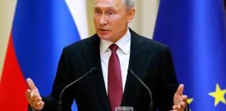 El presidente de Rusia, Vladímir Putin acusó a Estados Unidos de planear un despliegue de misiles antes prohibidos junto a las fronteras rusas.