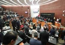El Pleno de la Comisión Permanente del Congreso rechazó, con 18 votos en contra y 11 a favor, el dictamen mediante al cual se convocaba a cuatro funcionarios del Gobierno Federal para explicar por qué no aceptaron la recomendación de la CNDH sobre el Programa de Estancias Infantiles.