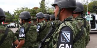 El presidente, Andrés Manuel López Obrador informó que los elementos de la Guardia Nacional (GN) que se desplieguen en el Estado de México y el resto del país podrán abordar unidades de transporte público para evitar asaltos a los usuarios.