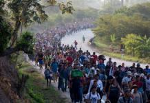 El coordinador Nacional de las oficinas estatales de atención al migrante, José Martín Carmona, comentó ante diputados de la Comisión de Migrantes que se requiere de mil 500 millones de pesos del Presupuesto Federal del 2020.