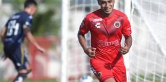 La categoría Sub-20 del Club Deportivo Veracruz superó a su similar del Atlético de San Luis por marcador de 3-1, en actividad de la Jornada 6 del torneo Apertura 2019 de la Liga MX.