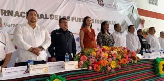 En el marco del Día Internacional de los Pueblos Indígenas, la Secretaría de Seguridad Pública (SSP) entregó cartas de liberación anticipada a cinco personas en el Centro de Reinserción Social (CERESO) de Cosamaloapan.