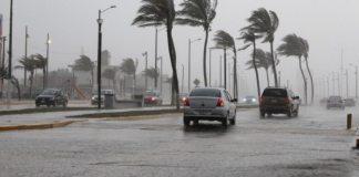 La Secretaría de Protección Civil (PC) del estado informó que mantiene en vigilancia dos zonas de disturbio en la cuenca del Atlántico con probabilidad de desarrollarse en 5 días.