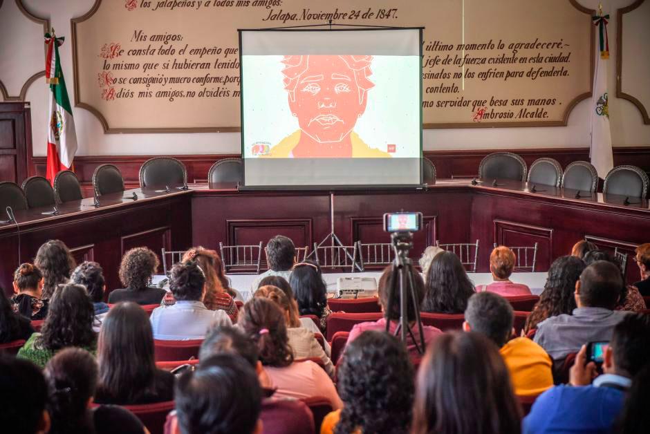Este martes se proyectó en la Sala del Cabildo el documental