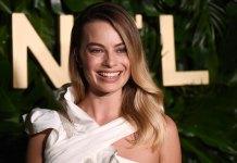Margot Robbie se considera afortunada de ser el rostro del nuevo perfume de Chanel, una casa de gran tradición.