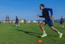 Este lunes, los Tiburones Rojos iniciaron con su preparación para la jornada 10 del Torneo Apertura 2019 de la Liga MX en la que estarán visitando a los Bravos de Juárez con un entrenamiento celebrado en las instalaciones del Centro de Alto Rendimiento.
