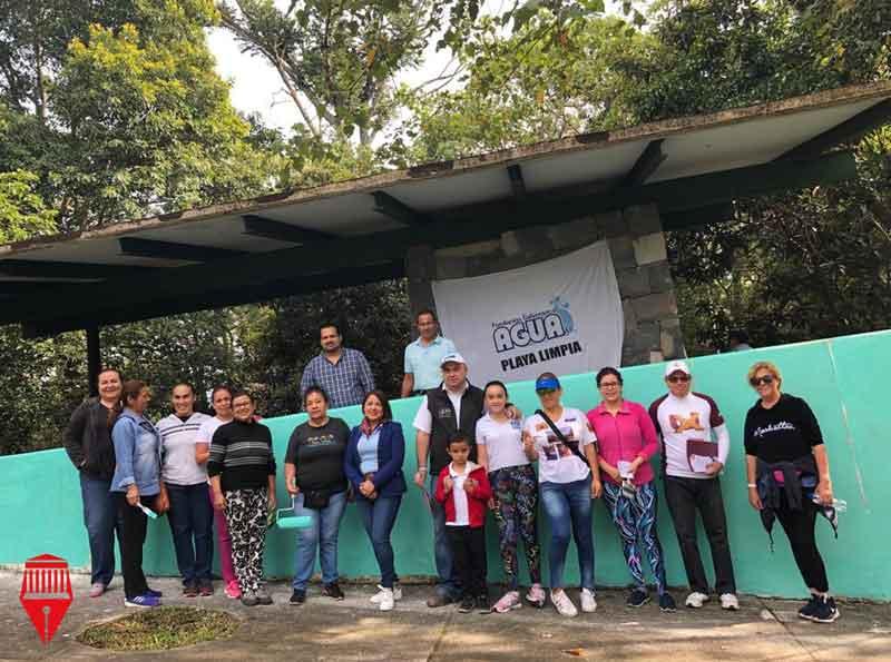 El presidente de la Fundación Salvemos el Agua A.C., Alejandro de la Madrid dijo que se está haciendo un importante labor de mantenimiento en los baños del parque Natura.