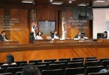 El Tribunal Electoral de Veracruz (TEV) resolvió el juicio ciudadano 755, promovido por una mujer indígena Chinanteca, perteneciente a la localidad de Villa de Juárez del municipio de Uxpanapa; quien además, requería el reconocimiento de Agenta Municipal y el carácter de comunidad autónoma, para no estar sometidos a la actual autoridad auxiliar de la congregación mencionada.