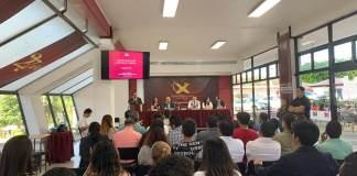 """Este sábado, se realizó el conversatorio """"Para el Tránsito hacia el Voto Electrónico en México"""", con sede en la Universidad de Xalapa (UX)."""