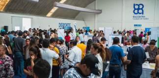 El Ayuntamiento de Boca del Río invita a la población en general a la segunda Feria del Empleo Boca 2019 que se realizará el próximo 24 de septiembre de 09:00 a 14:00 horas en la Unidad Deportiva Hugo Sánchez, con la confirmación de más de sesenta empresas y mil plazas disponibles