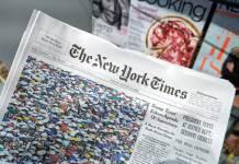 """Por no ser """"rentable"""", The New York Times cerró su edición en español. No bastaron los 900 artículos de opinión y otros cientos de textos informativos, la mayoría de calidad, para continuar con el proyecto que arrancó en 2016."""