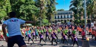 A partir de este domingo la Vía Recreativa se desarrollará de 09:00 a 12:00 horas del parque Benito Juárez al Monumento a la Madre, en la avenida Manuel Ávila Camacho.