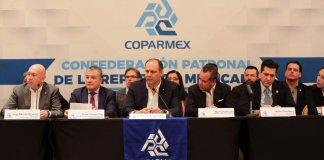 A través de un comunicado, la Confederación Patronal de la República Mexicana (Coparmex) sostuvo que la propuesta de Revocación de Mandato que impulsa el presidente Andrés Manuel López Obrador debe ser rechazada por el Senado de la República.