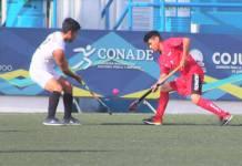 El hockey sobre pasto veracruzano continúa abasteciendo con jóvenes talentos a las selecciones nacionales, tres jugadores juveniles reportarán a la concentración programada en Mexicali, Baja California, señaló la entrenadora Selma Flores.