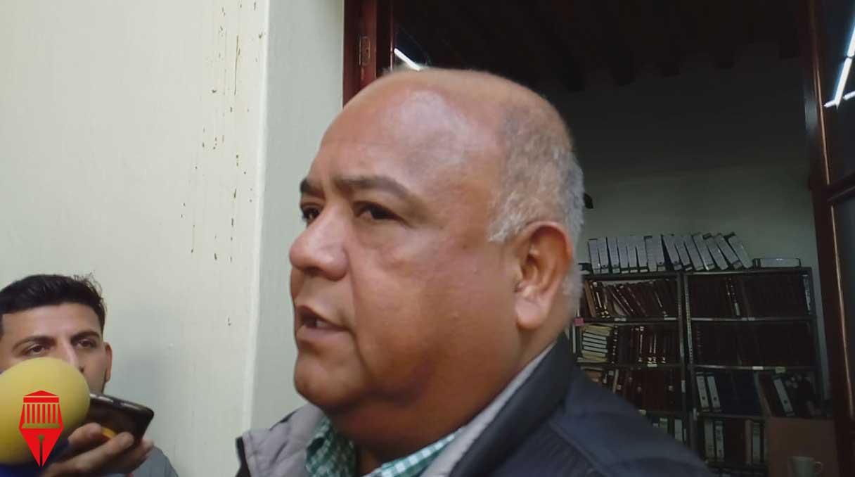 El secretario de Gobierno, Eric Cisneros Burgos confirmó que antes de que termine esta semana, el gobernador Cuitláhuac García Jiménez enviará al Congreso local su propuesta para la designación de 13 magistrados en el Tribunal Superior de Justicia.