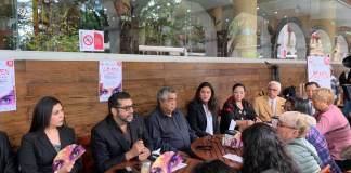 """Este martes, la Universidad de Xalapa y Armando Mora producciones realizaron una rueda de prensa, para presentar """"Carmen, el Espectáculo"""", la historia de una peligrosa pasión, a realizarse los días 19 y 20 de octubre a las 20:00 horas, en Tlaqná, centro cultural."""