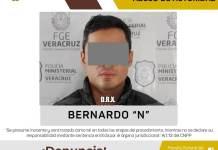 """Un Juez de Control dio procedencia a la vinculación a proceso de Bernardo """"N"""", como presunto responsable de los delitos de ejercicio indebido del servicio público y abuso de autoridad."""