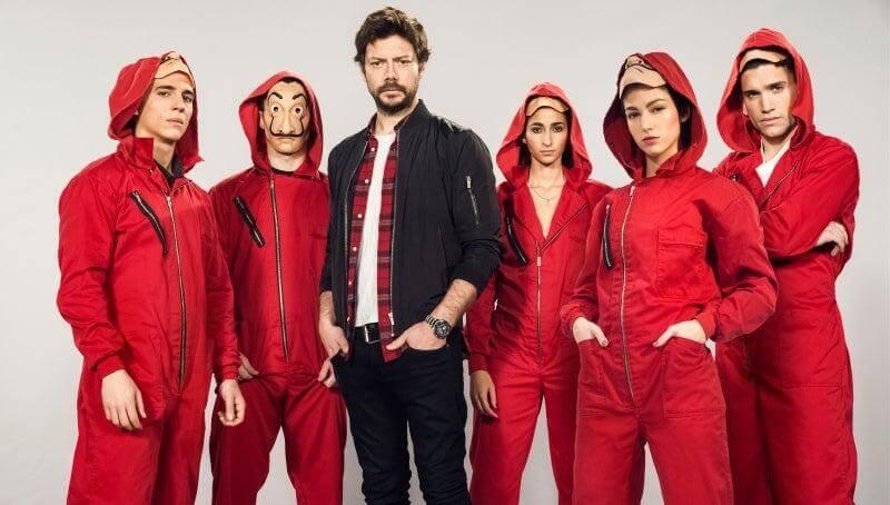 El actor argentino, Rodrigo de la Serna confirmó que la cuarta temporada de la exitosa serie de Netflix, 'La casa de Papel', llegará en enero 2020.